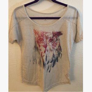Ladies/Juniors Owl T-Shirt